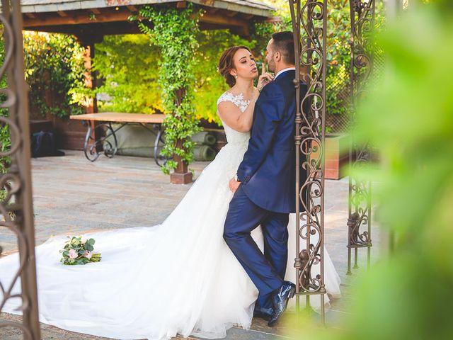 La boda de Ricardo y Laura en Miraflores De La Sierra, Madrid 65