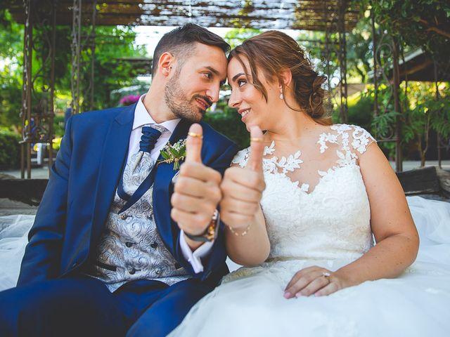 La boda de Ricardo y Laura en Miraflores De La Sierra, Madrid 67