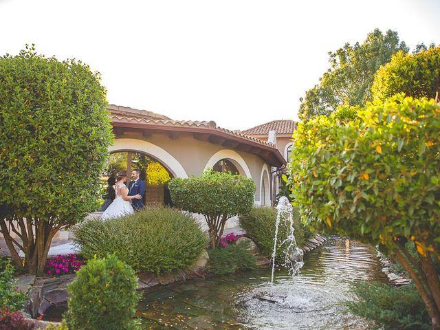 La boda de Ricardo y Laura en Miraflores De La Sierra, Madrid 68