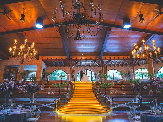 La boda de Ricardo y Laura en Miraflores De La Sierra, Madrid 72