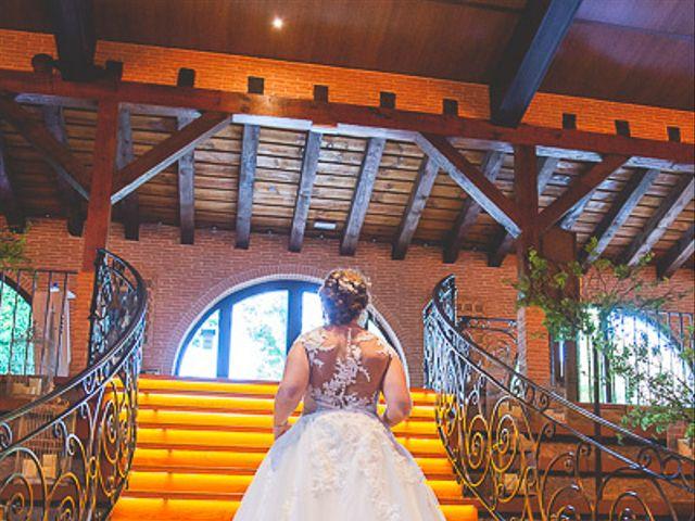 La boda de Ricardo y Laura en Miraflores De La Sierra, Madrid 73