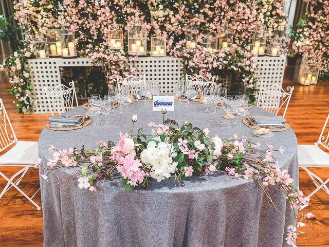 La boda de Ricardo y Laura en Miraflores De La Sierra, Madrid 78