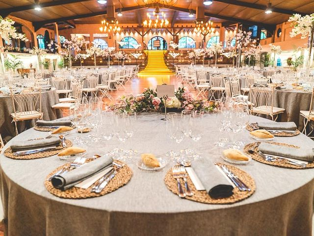 La boda de Ricardo y Laura en Miraflores De La Sierra, Madrid 79