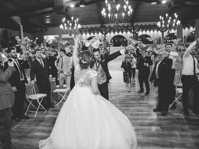 La boda de Ricardo y Laura en Miraflores De La Sierra, Madrid 85
