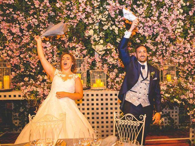 La boda de Ricardo y Laura en Miraflores De La Sierra, Madrid 86