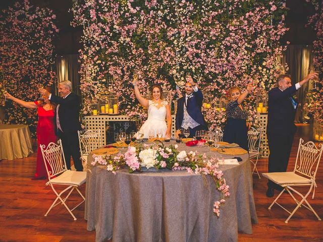 La boda de Ricardo y Laura en Miraflores De La Sierra, Madrid 88