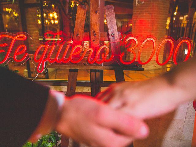 La boda de Ricardo y Laura en Miraflores De La Sierra, Madrid 97