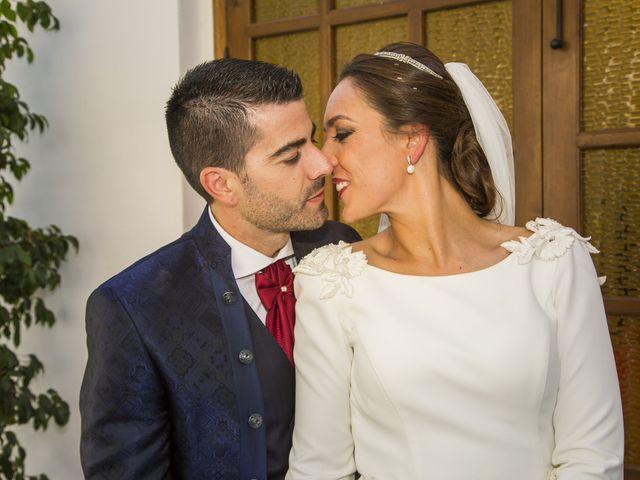 La boda de Manolo y Vero en Montilla, Córdoba 1