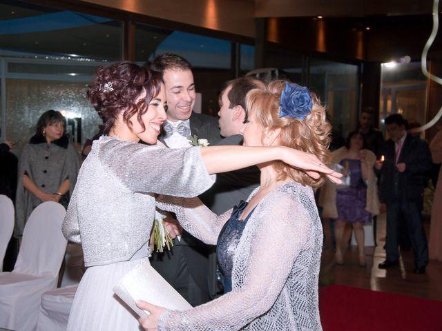 La boda de David y Patricia en Burgos, Burgos 23