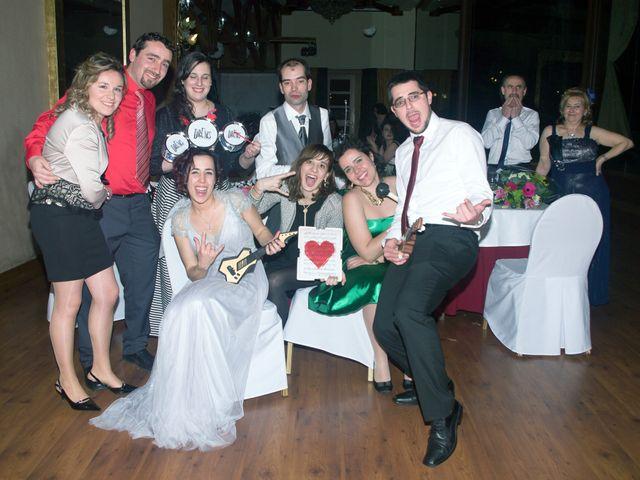 La boda de David y Patricia en Burgos, Burgos 40