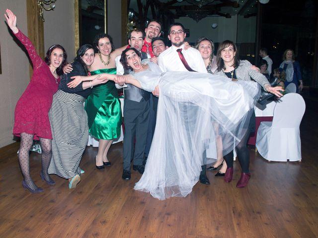 La boda de David y Patricia en Burgos, Burgos 42