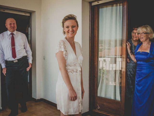 La boda de Isaac y Marta en S'agaro, Girona 12