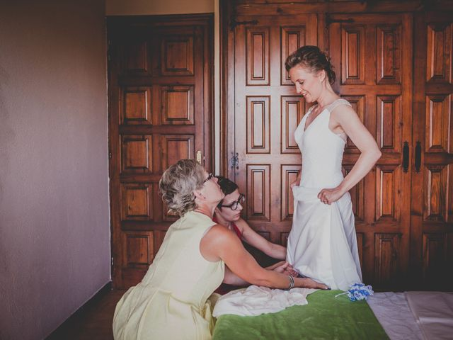 La boda de Isaac y Marta en S'agaro, Girona 16