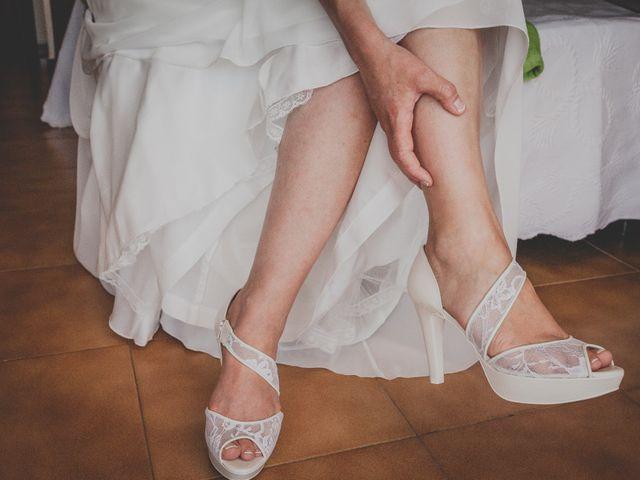 La boda de Isaac y Marta en S'agaro, Girona 17
