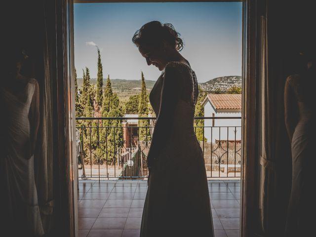 La boda de Isaac y Marta en S'agaro, Girona 19