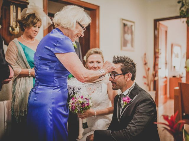 La boda de Isaac y Marta en S'agaro, Girona 23