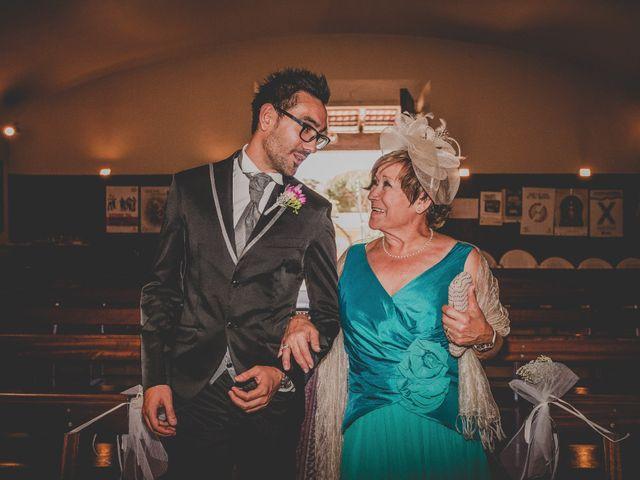 La boda de Isaac y Marta en S'agaro, Girona 26