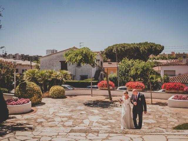 La boda de Isaac y Marta en S'agaro, Girona 27