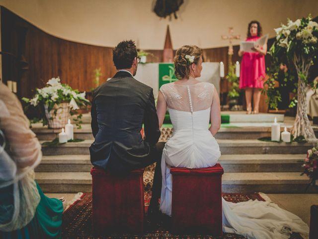 La boda de Isaac y Marta en S'agaro, Girona 33