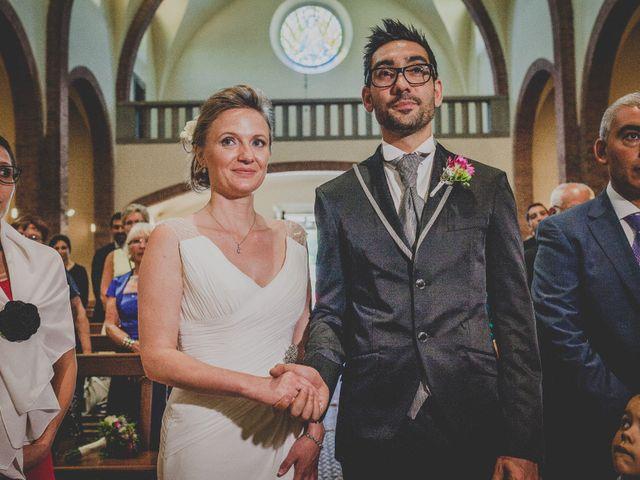 La boda de Isaac y Marta en S'agaro, Girona 35