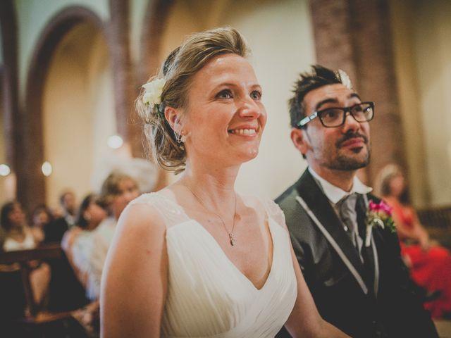 La boda de Isaac y Marta en S'agaro, Girona 38
