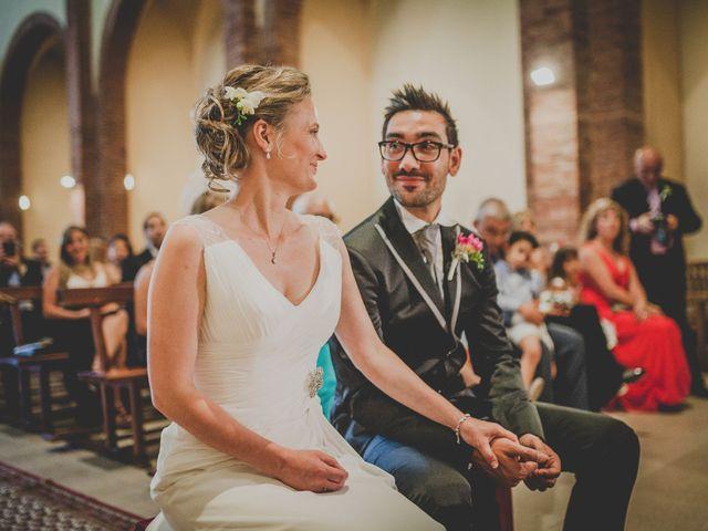 La boda de Isaac y Marta en S'agaro, Girona 39