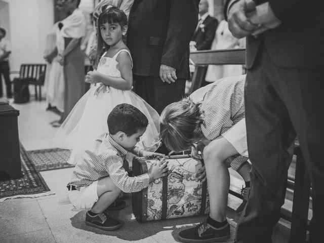 La boda de Isaac y Marta en S'agaro, Girona 40