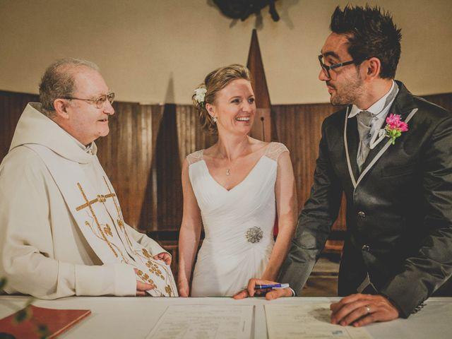 La boda de Isaac y Marta en S'agaro, Girona 43