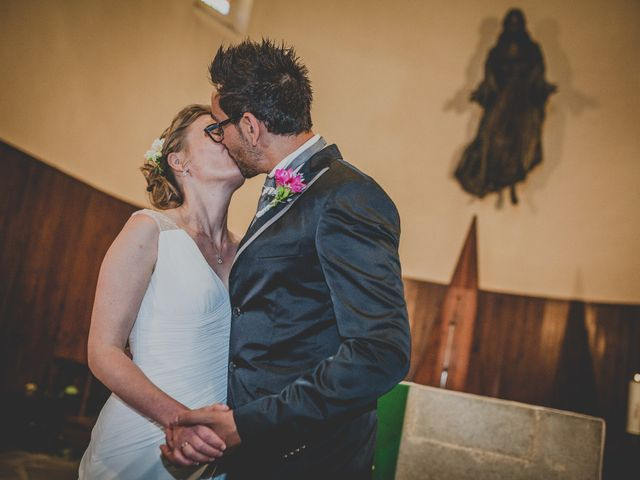 La boda de Isaac y Marta en S'agaro, Girona 44