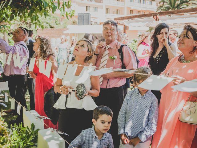 La boda de Isaac y Marta en S'agaro, Girona 59
