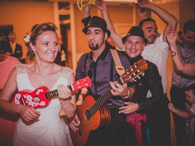 La boda de Isaac y Marta en S'agaro, Girona 66