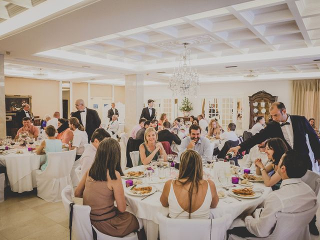 La boda de Isaac y Marta en S'agaro, Girona 67