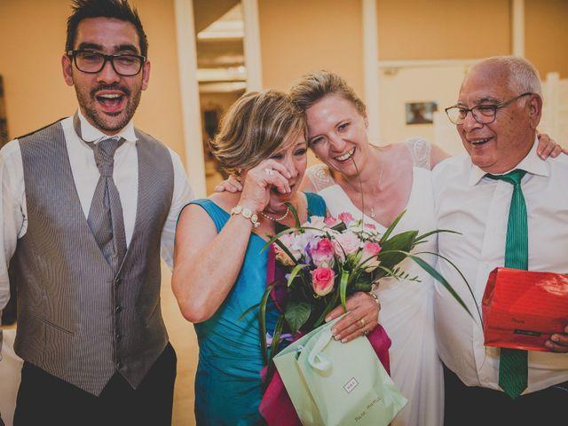 La boda de Isaac y Marta en S'agaro, Girona 71
