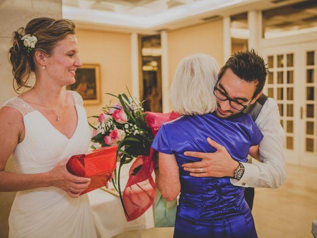 La boda de Isaac y Marta en S'agaro, Girona 73