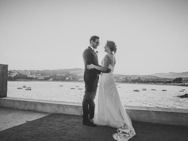 La boda de Isaac y Marta en S'agaro, Girona 81
