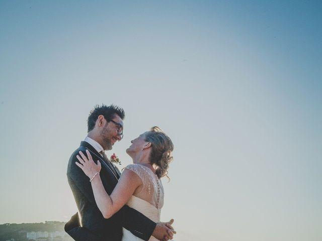 La boda de Isaac y Marta en S'agaro, Girona 83