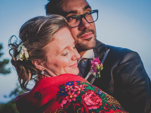 La boda de Isaac y Marta en S'agaro, Girona 89