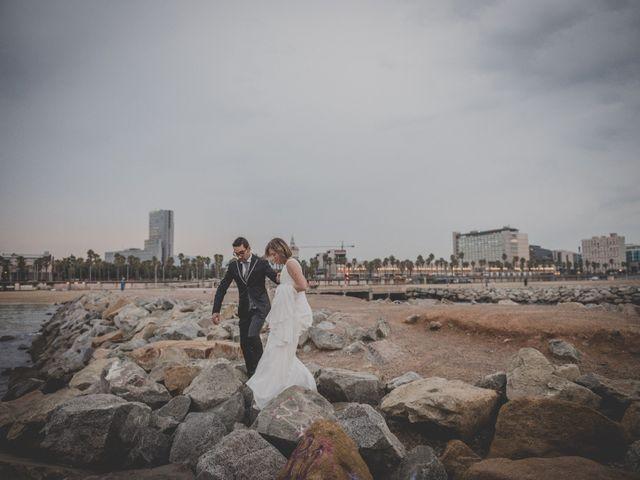 La boda de Marta y Isaac