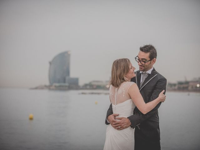 La boda de Isaac y Marta en S'agaro, Girona 101