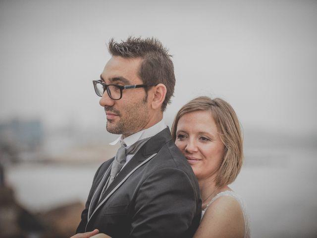 La boda de Isaac y Marta en S'agaro, Girona 103