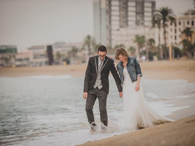 La boda de Isaac y Marta en S'agaro, Girona 107