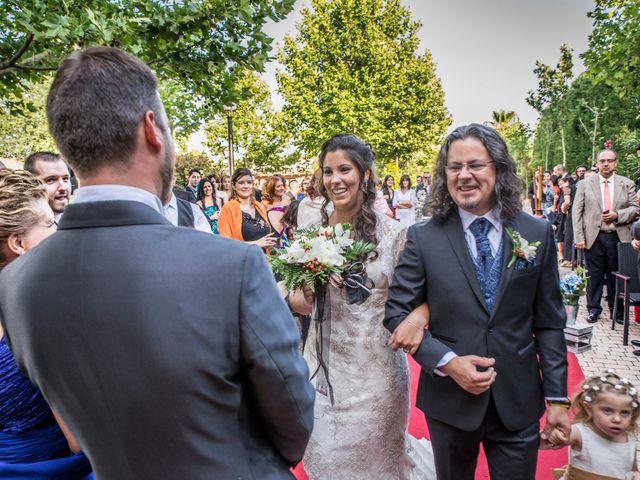 La boda de David y Sandra en Illescas, Toledo 17