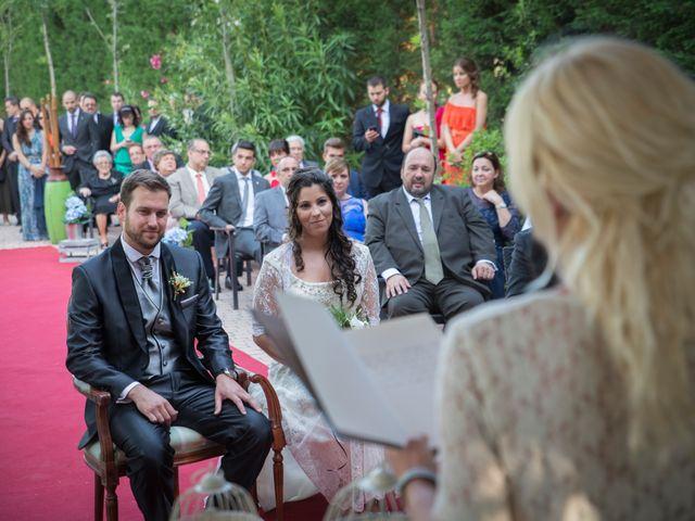La boda de David y Sandra en Illescas, Toledo 18