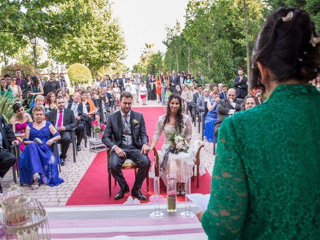 La boda de David y Sandra en Illescas, Toledo 19