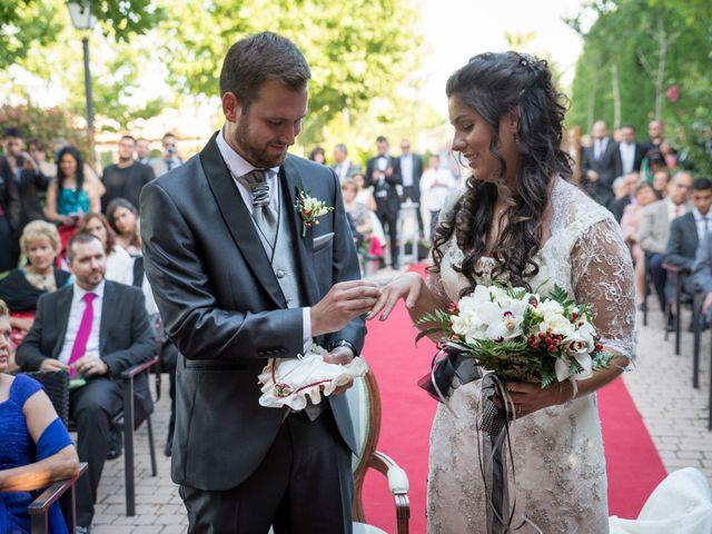 La boda de David y Sandra en Illescas, Toledo 20