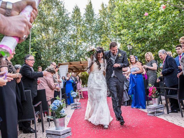 La boda de David y Sandra en Illescas, Toledo 21