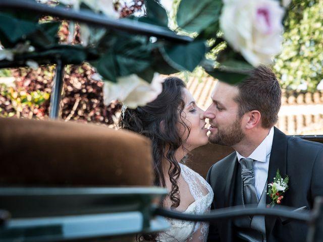 La boda de David y Sandra en Illescas, Toledo 23