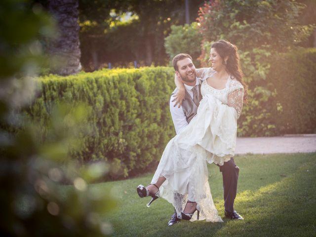 La boda de David y Sandra en Illescas, Toledo 29