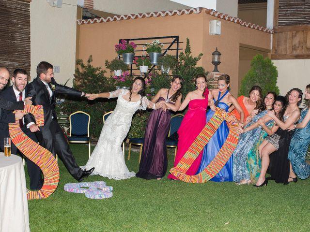 La boda de David y Sandra en Illescas, Toledo 37