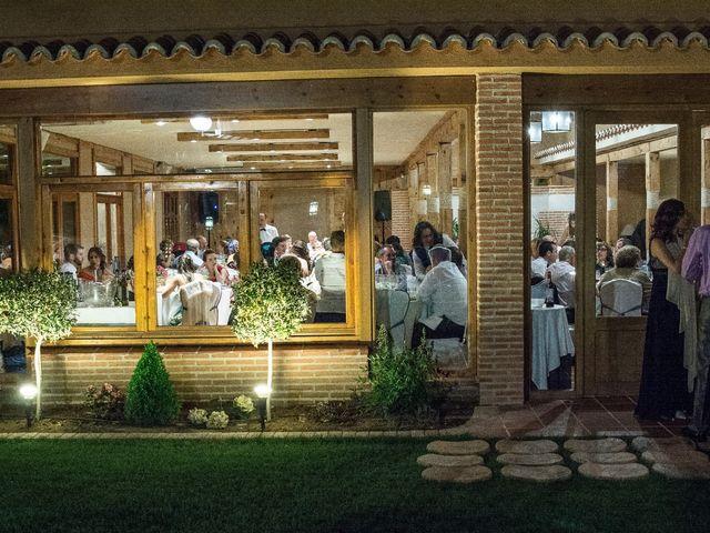 La boda de David y Sandra en Illescas, Toledo 39